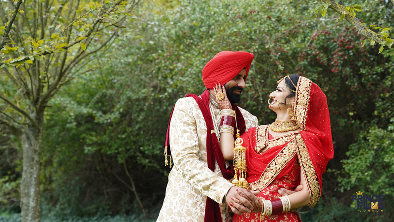 Harpal & Arti wedding